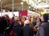Viele schau- und kauflustige Berlinerinnen und Berliner kamen schauten...