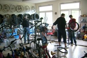 Die FAHRbar-Werkstatt