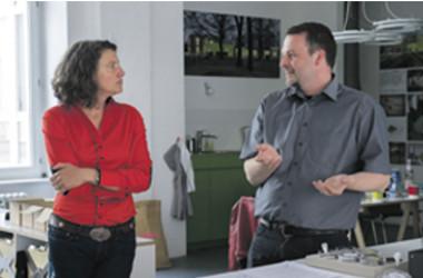 Susanne Hofmann und Bernd Käpplinger