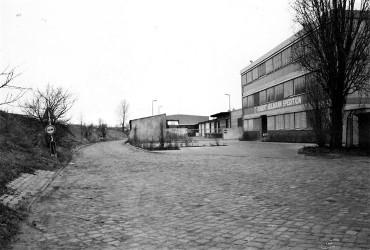 Ladestraße Gleise 81 u. 82, 1993, Foto: Andreas Szagun